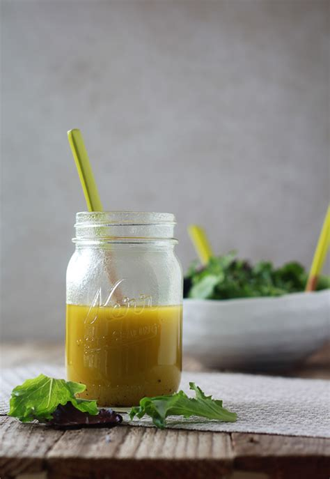 how to make a simple vinaigrette salad dressing kitchen