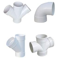Plastic Plumbing Pipe Fittings