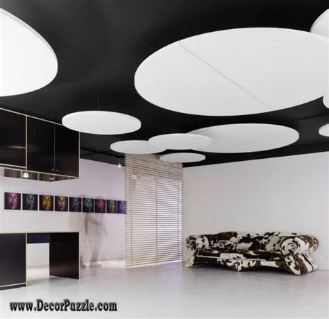 Black And White Ceiling unique ceiling design ideas 2016 for creative interiors