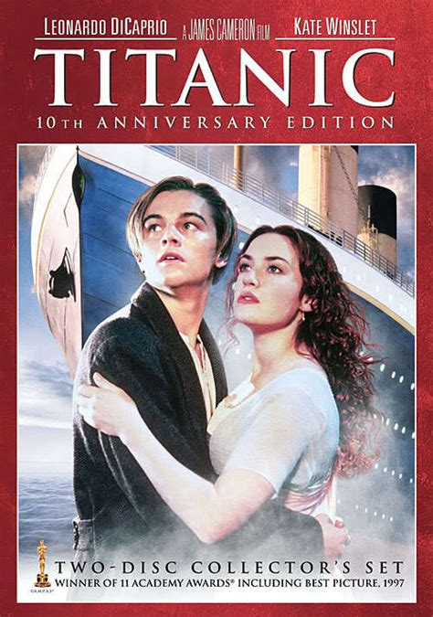 film titanic released uk do you think paramount will release a 20th anniversary