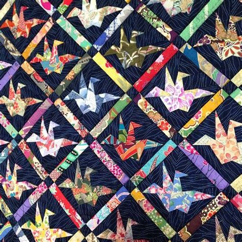 Origami Peace Sign - quot peace quilt quot by scrappy quilts origami flapping