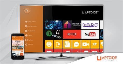 android tv apps top 10 android tv apps