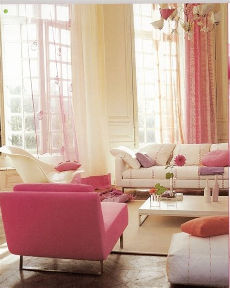 Pink Living Room Accessories by Pink Living Room Accessories Beautiful Pink Decoration