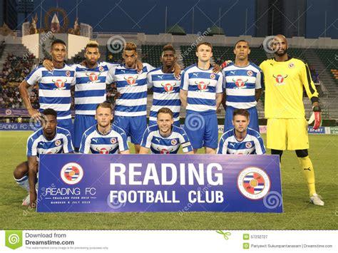 club z my reading reading football club editorial photo cartoondealer