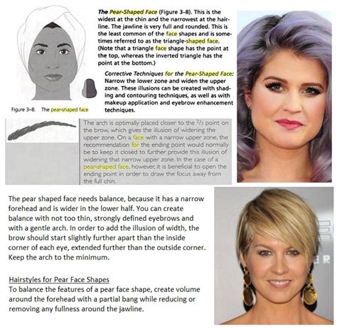 how to style short hair for pear shaped face 78 images about pear triangle face shape on pinterest