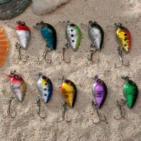 Multi Fishing Lure 3d Floating Crankbait minnow artificial fishing lures 3d fish eye attractant