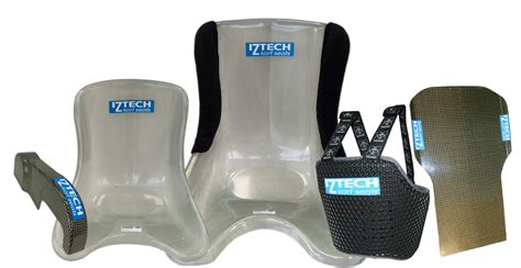 Multy Spray iztech kart seats manufacturers of composite material