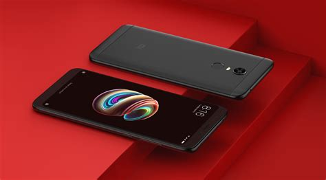 Xiaomi Redmi 5 Plus Black xiaomi redmi 5 plus 32gb dual sim lte black smartfony i