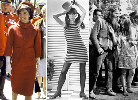 women in their 60s fashion 1960 1970 s fashion through time