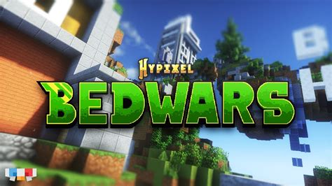 bed wars hypixel bed wars trailer minecraft youtube