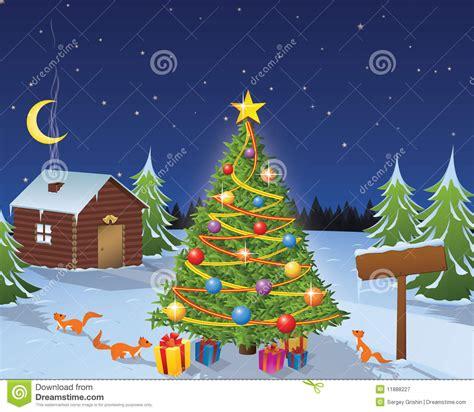 la navidad de lul historia de la navidad ilustraci 243 n del vector ilustraci 243 n de dise 241 o 11888227