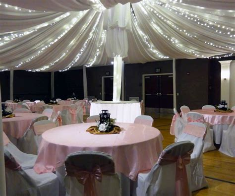 Utah Wedding Decorations   Divine Receptions   Salt Lake Bride