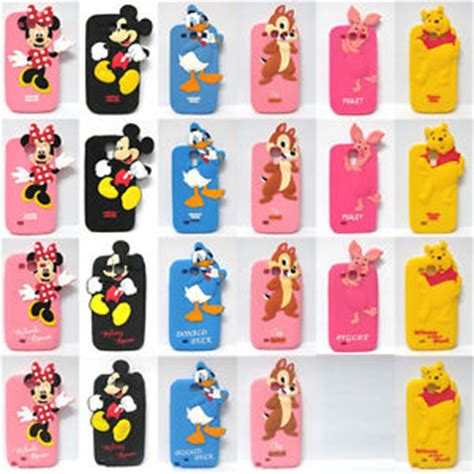 Iphone Piglet Pooh Jelly disney characters soft cover for iphone
