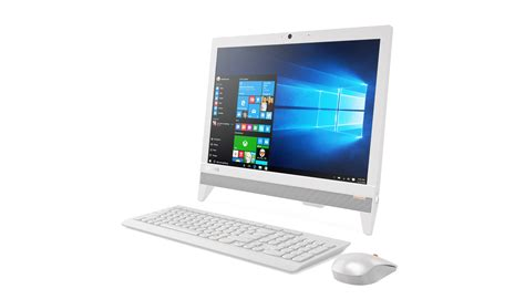 Pc All In One Aio Lenovo Aio310 20iap F0cl000kid White smartliving lenovo aio 310 20iap desktop f0cl005nhh