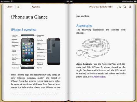 apple updates iphone user guide for ios 6 and the iphone 5 mac rumors