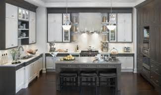 White And Grey Kitchen Ideas Grey And White Kitchen Contemporary Kitchen Toronto