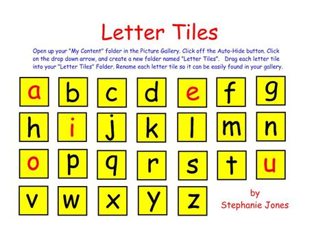 printable alphabet letter tiles 7 best images of printable letter tiles making words