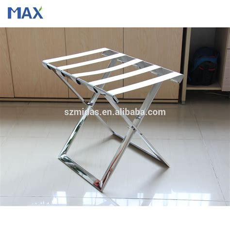 luggage rack for bedroom hotel metal folding luggage rack for bedroom buy luggage