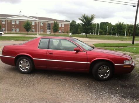 1996 cadillac coupe sell used 1996 cadillac eldorado etc coupe 2 door 4 6l in