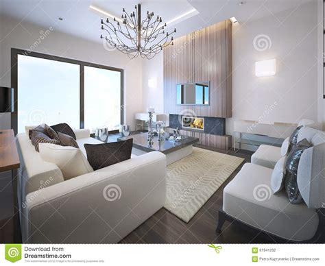 avant room avant garde living room trend stock illustration image 61941232