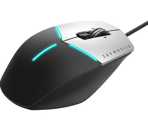 alienware advanced aw558 optical gaming mouse fast delivery currysie