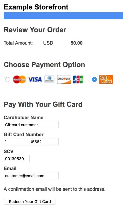 Gateway Gift Card - gift solutions gift cards overview for payeezy gateway payeezy knowledge base