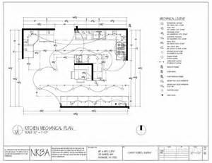 Kitchen Lighting Plan Kitchen Mechanical Lighting Plan All Switches Dimmers All Electrical Outlets