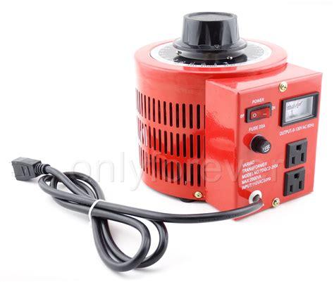Ac Voltage Regulator variac autotransformer variable ac voltage regulator