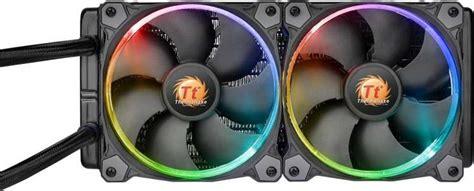 best static pressure rgb fans thermaltake water 3 0 dual riing rgb high static pressure