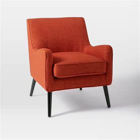 west elm armchair book nook armchair west elm