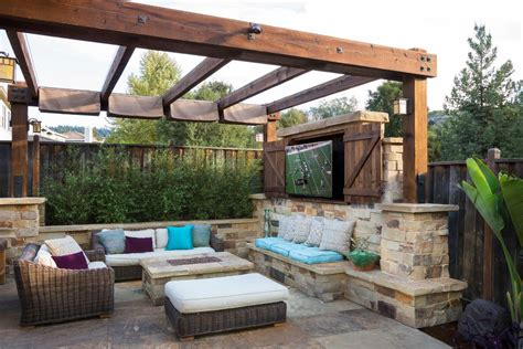 Backyard Entertaining Landscape Ideas Backyard Entertaining Landscape Ideas Landscaping Backyard Landscaping Ideas Entertaining