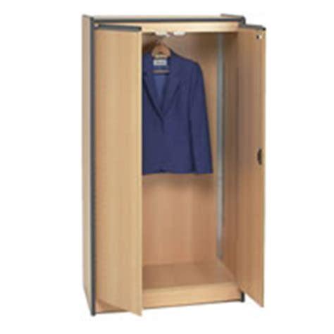 lockable cupboard