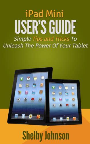Book Review Ipad Mini User S Manual Simple Tips And