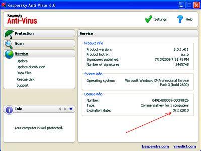 Antivirus Kaspersky Di Surabaya kaspersky anti virus cahkalitan s spirt fo java