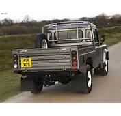 Photos Of Land Rover Defender 110 High Capacity Pickup