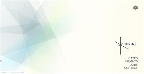 minimalist graphic design layout 11 trending minimalistic website designs creativeoverflow