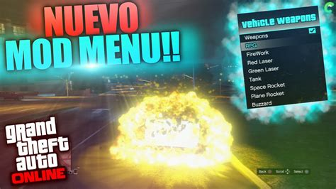 nuevo mod menu de gta v de pago youtube nuevo mod menu asticot gratis completo hacks gta