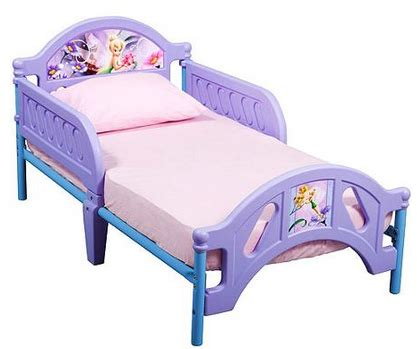 tinkerbell toddler bed disney tinkerbell toddler bed only 39 98 free store pickup