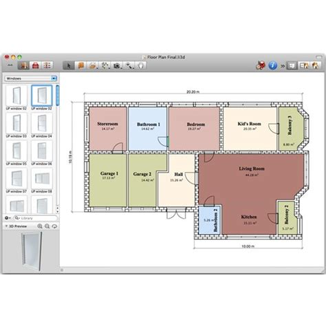 house design software mac