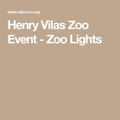 henry vilas zoo lights 10 best wisconsin images on