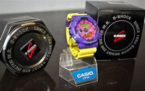casio g shock ga 110hc 6adr hyper colors series a photo on flickriver