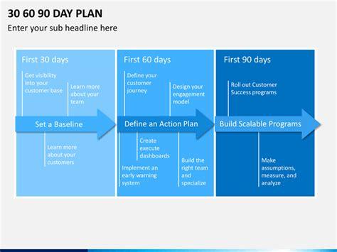 flat bold business plan powerpoint template