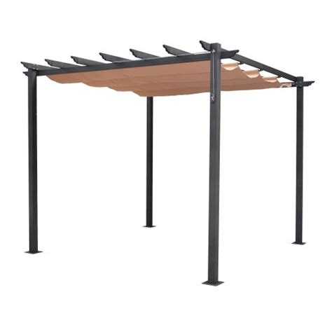 Free Standing Canopy Patio by Bosmere Perlat Rowlinson Free Standing Aluminum Sun