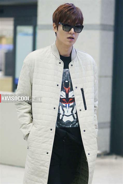 Fashion Min Min min ho airport fashion