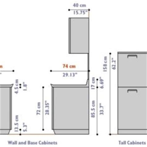 depth of upper kitchen cabinets standard depth of upper kitchen cabinets nrtradiant com