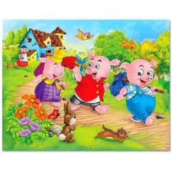 pigs fable