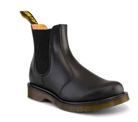new dr martens air wair 2976 chelsea dealer boot black