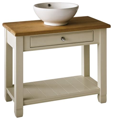 contemporary bathroom sink units chichester 850mm oak countertop washstand