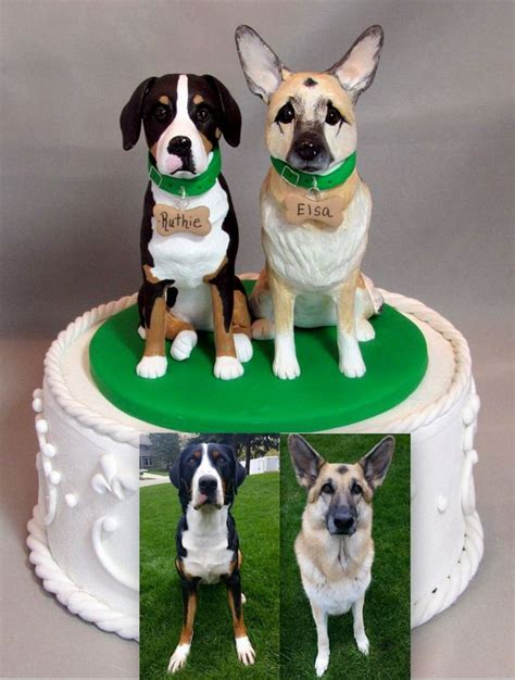puppy cake topper best 25 cake topper ideas on