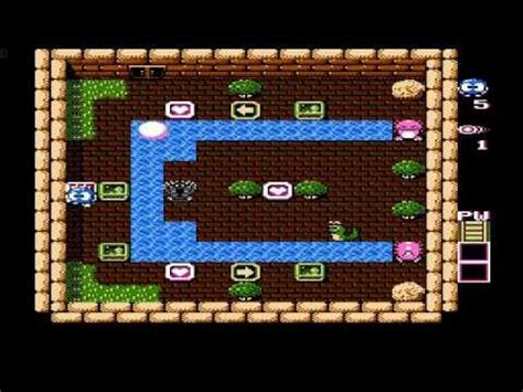 1405842776 level the adventures of the adventures of lolo 2 for nes level 5 walkthrough with